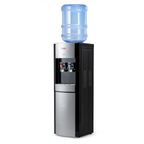Кулер для воды (LD-AEL-28) BLACK/SILVER